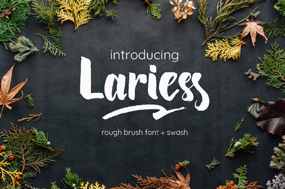 Lariess Brush
