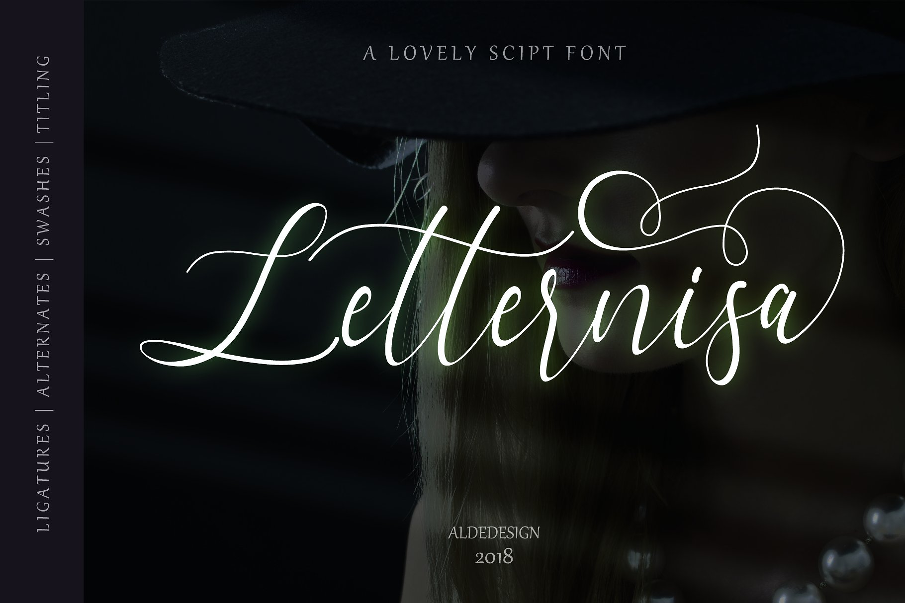 Letternisa Beautiful Script