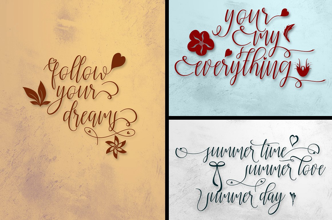 My Darling Calligraphy