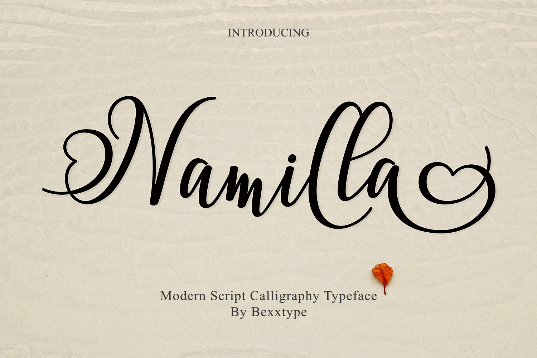 Namilla Script
