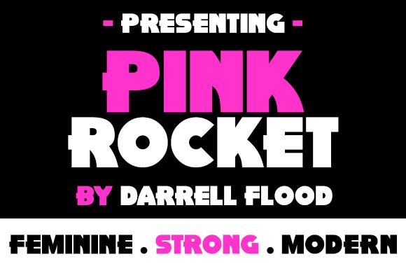 Pink Rocket