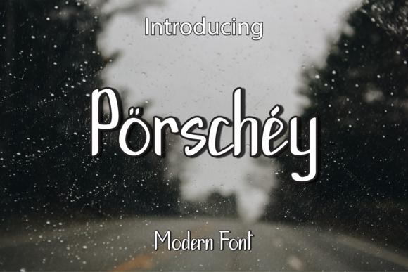 Porschey