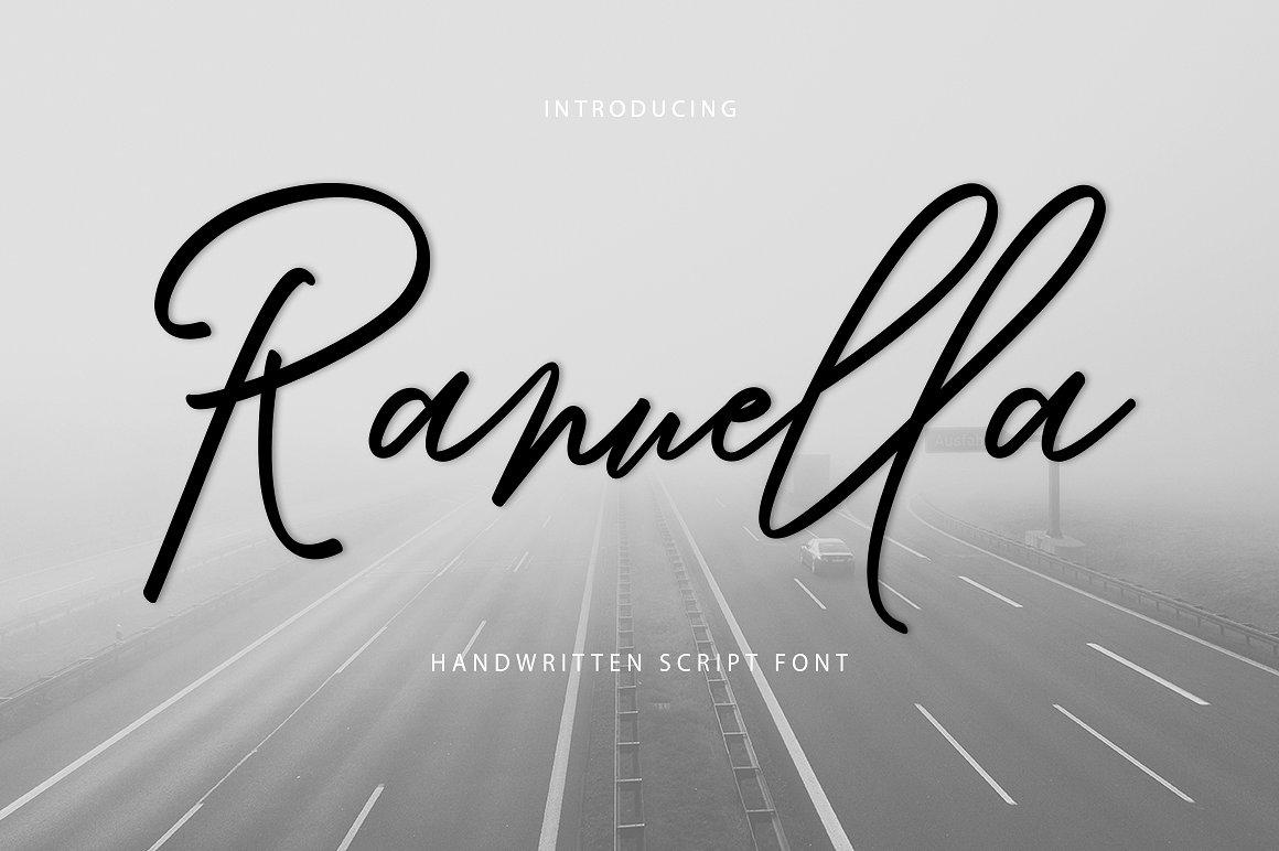 Ranuella Handwriting
