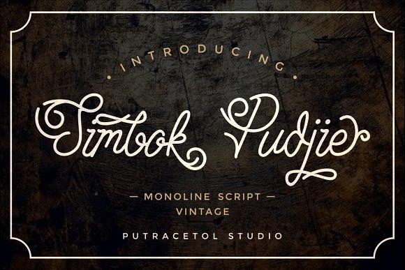 Simbok Pudjie Script