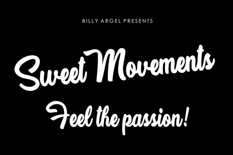 Sweet Movements Script