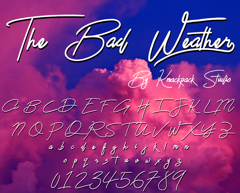 The Bad Weather Script