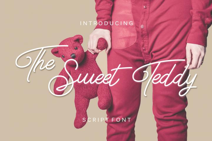 The Sweet Teddy Script
