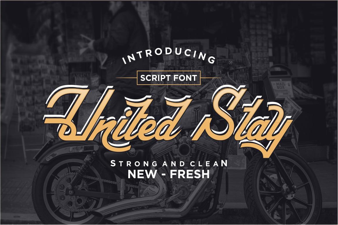 United Stay Script