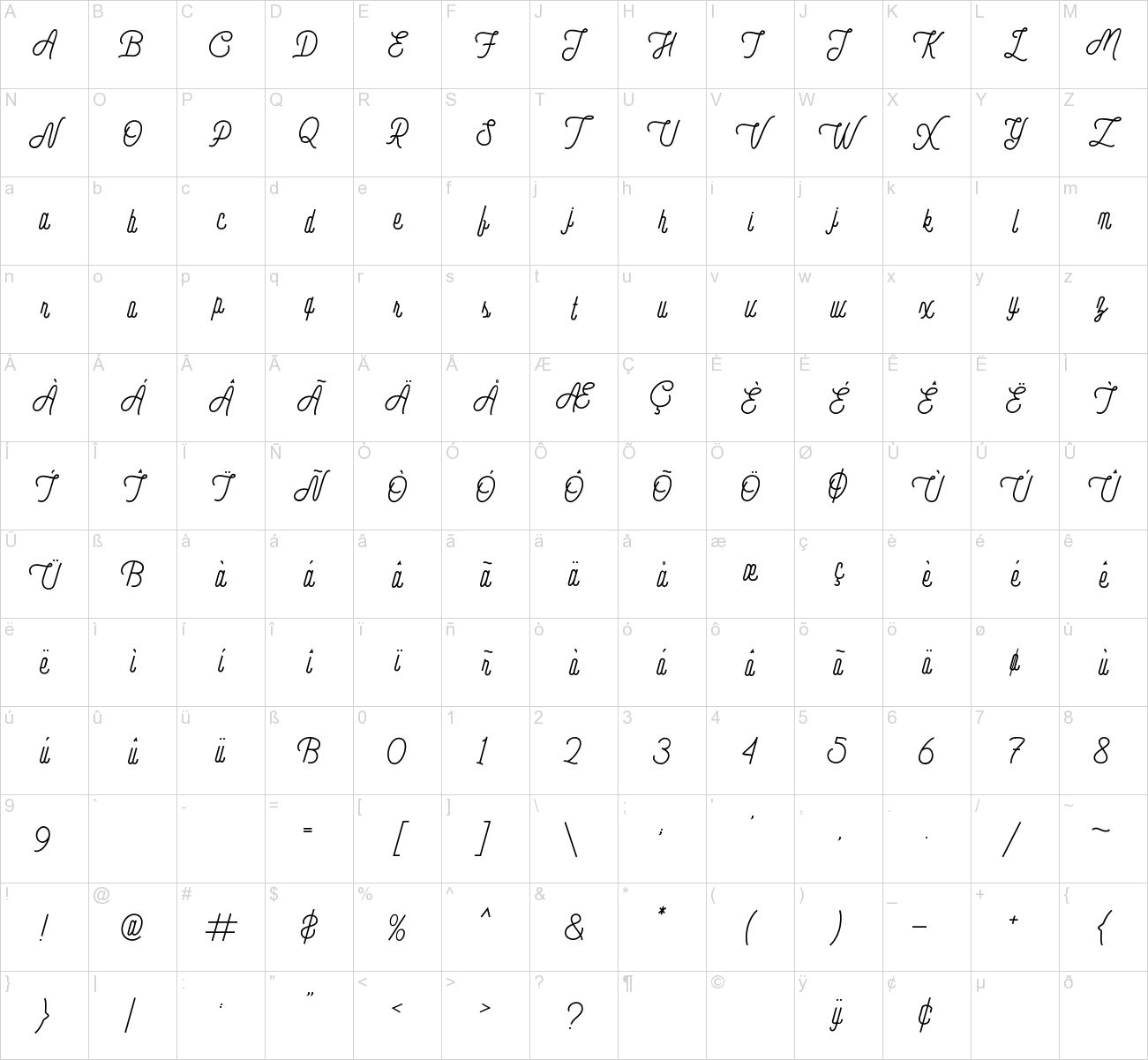 Quixo + Nestle Typeface - Fontlot com