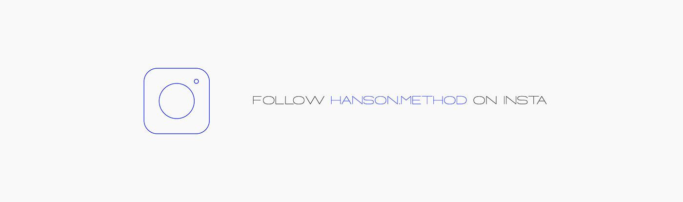 Hanson Hairline Font