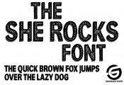 Eroded Fonts - FontLot - Download Fonts