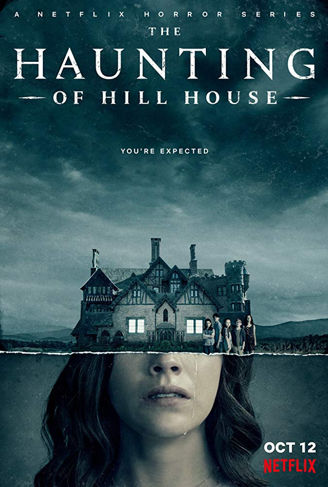 The Haunting of Hill House Font