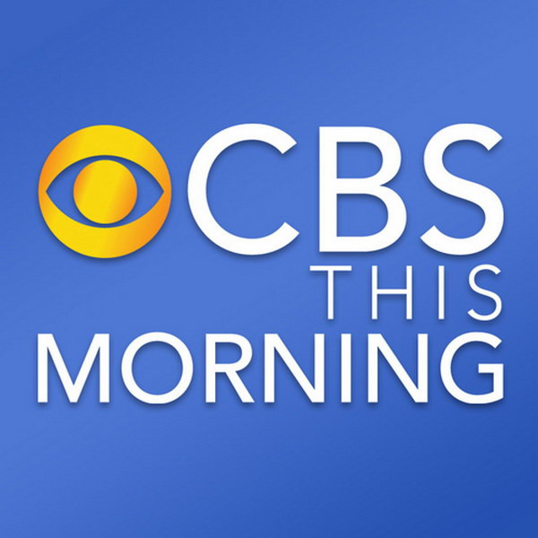 CBS This Morning Logo Font