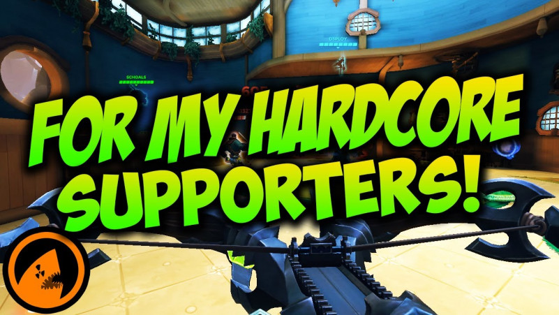 For my hardcore supporters! Font