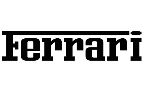 Ferrari Logo Font Download Fonts