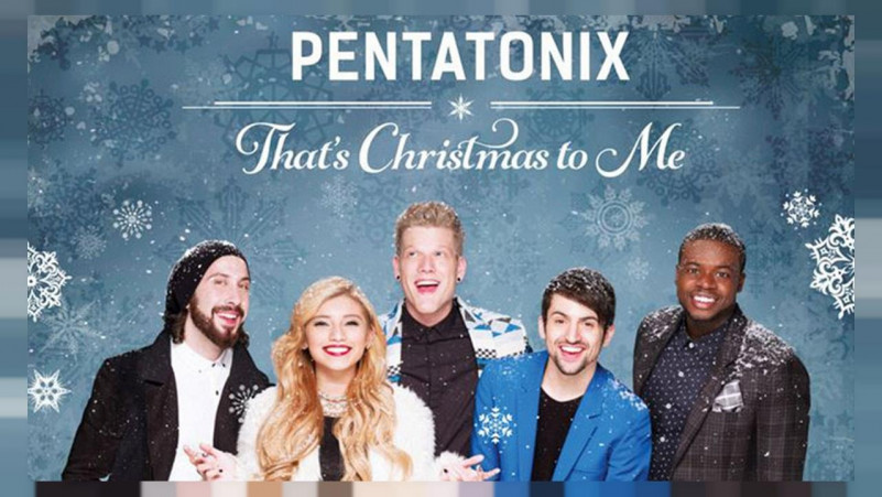 Pentatonix Christmas Is Here 2021 Download That S Christmas To Me Pentatonix Font Fontlot Download Fonts