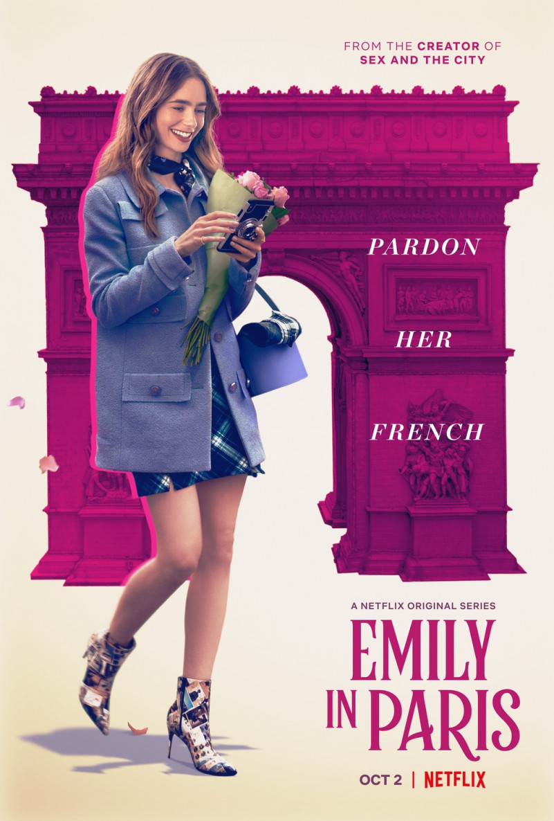 Emily in Paris Font - Download Fonts