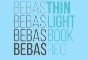 Bebas Display Font